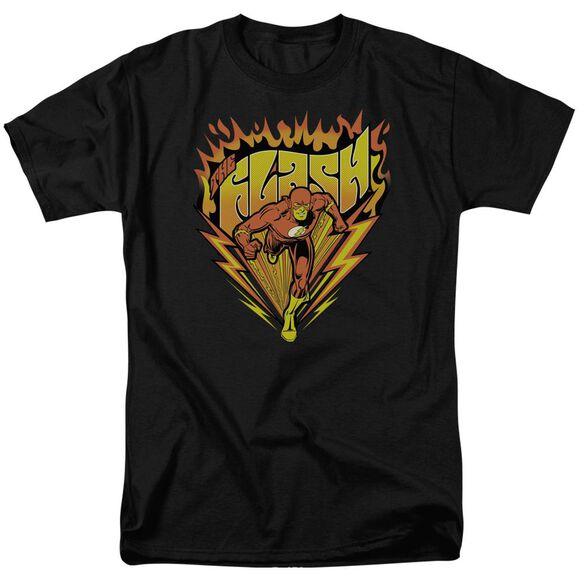 Dc Blazing Speed Short Sleeve Adult T-Shirt