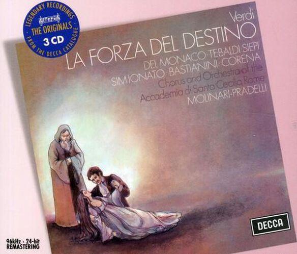 Verdi/ Bastianini/ Scr/ Molinari-Pradelli - Forza Del Destino