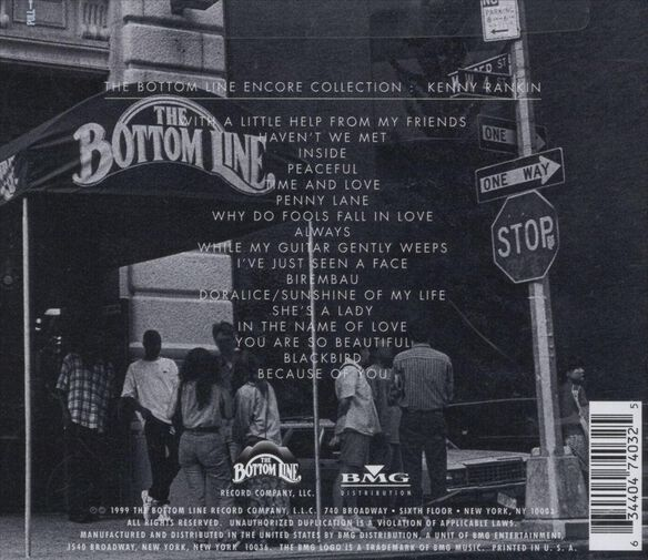 The Bottom Line Encore299