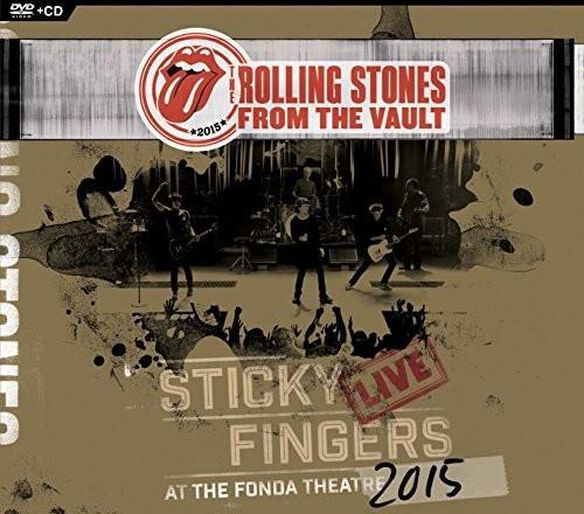 From The Vault Sticky Fingers: Live At Fonda