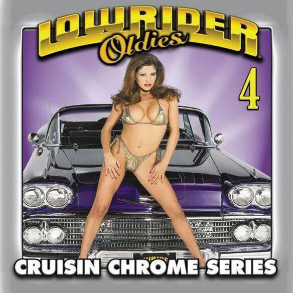 Lowrider Oldies Chrome 4 / Various