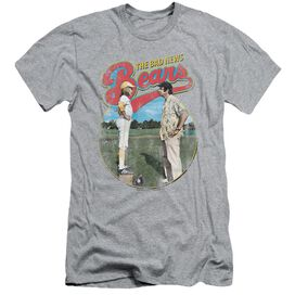 BAD NEWS BEARS VINTAGE - S/S ADULT 30/1 - ATHLETIC HEATHER T-Shirt