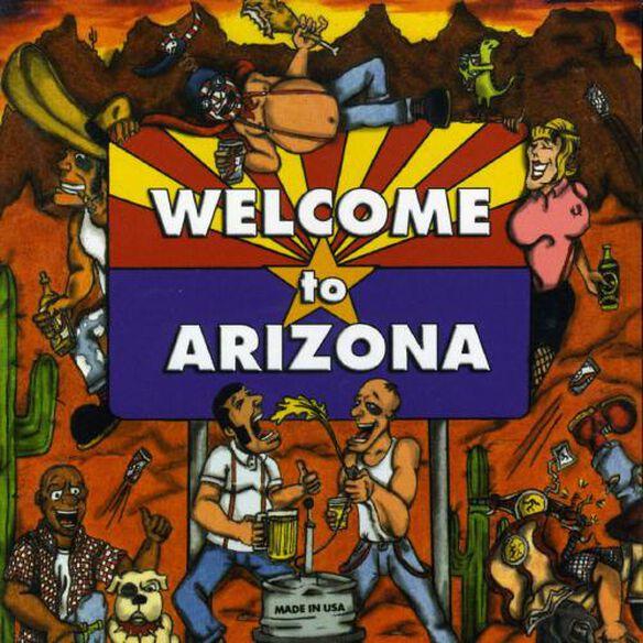 Welcome To Arizona (Uk)