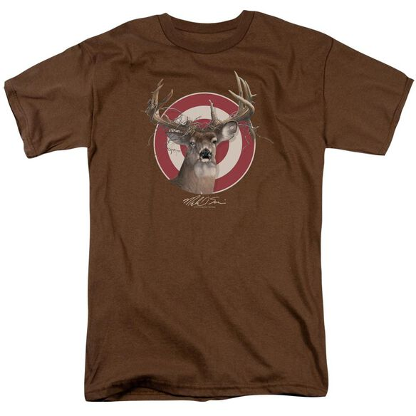 Wild Wings Target Short Sleeve Adult T-Shirt