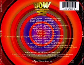 Various Artists - Now That's What I Call Music! 2