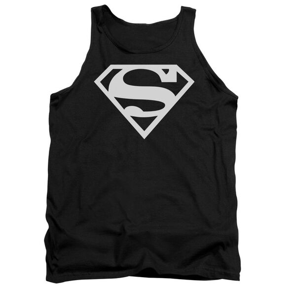 Superman Logo Adult Tank
