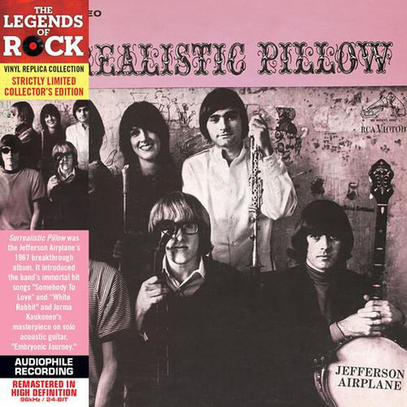 Surrealistic Pillow (Ltd) (Coll) (Rmst)