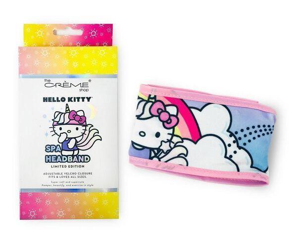 Hello Kitty Unicorn Spa Headband