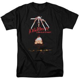Nightmare On Elm Street Alternate Poster Short Sleeve Adult T-Shirt