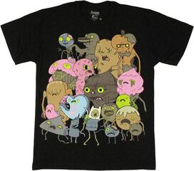 Adventure Time Candy Zombies T-Shirt