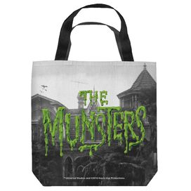The Munsters Logo Tote