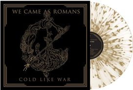We Came As Romans - Cold Like War (Exclusive Transparent with Gold Splatter Vinyl)