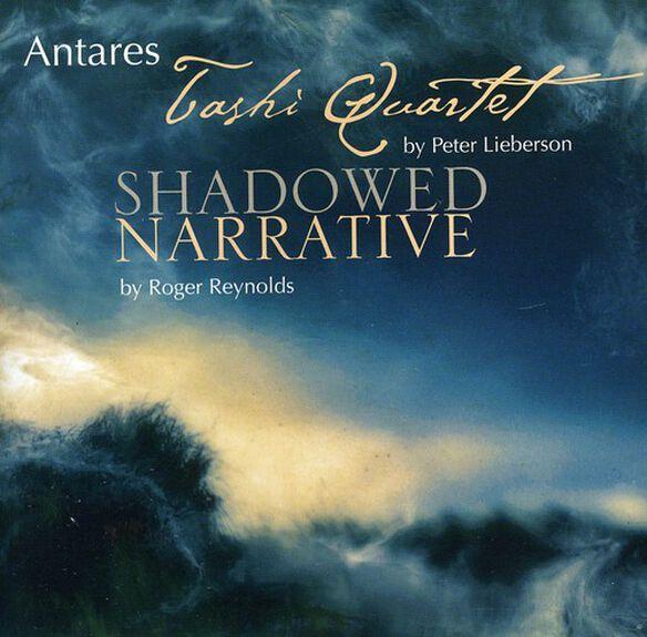 Antares - Antares Plays Lieberson & Reynolds