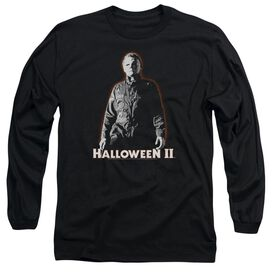 Halloween Ii Michael Myers Long Sleeve Adult T-Shirt