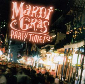 Various Artists - Mardi Gras Party Time