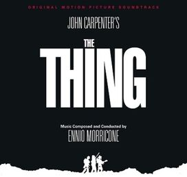 Alan Howarth Larry Hopkins - The Thing (Music from The Motion Picture)