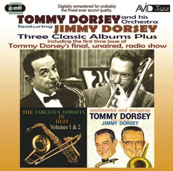 Fabulous Dorseys In Hi Fi / Sentimental & Swinging