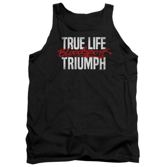Bloodsport True Story Adult Tank