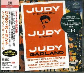 Judy Garland - Judy At Carnegie Hall (Live) (Japanese SHM-CD)