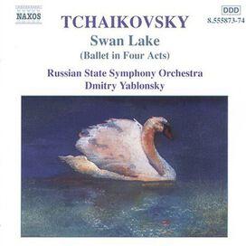 P.I. Tchaikovsky - Swan Lake