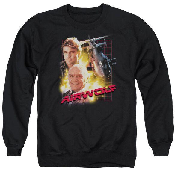 Airwolf Airwolf Adult Crewneck Sweatshirt