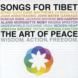 Various Artists - Songs for Tibet: The Art of Peace