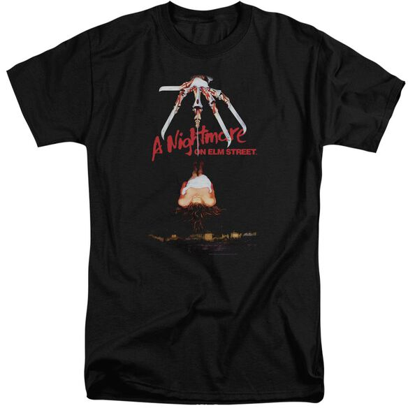 Nightmare On Elm Street Alternate Poster Short Sleeve Adult Tall T-Shirt