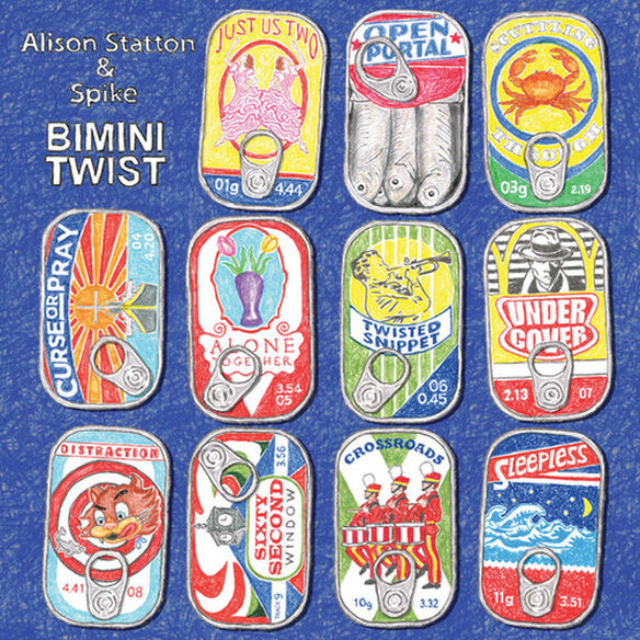 Alison Statton & Spike - Bimini Twist