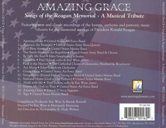 Amazing Grace:The Son1104