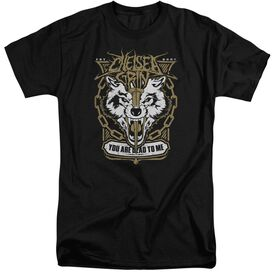 Chelsea Grin You Are Dead To Me Short Sleeve Adult Tall T-Shirt