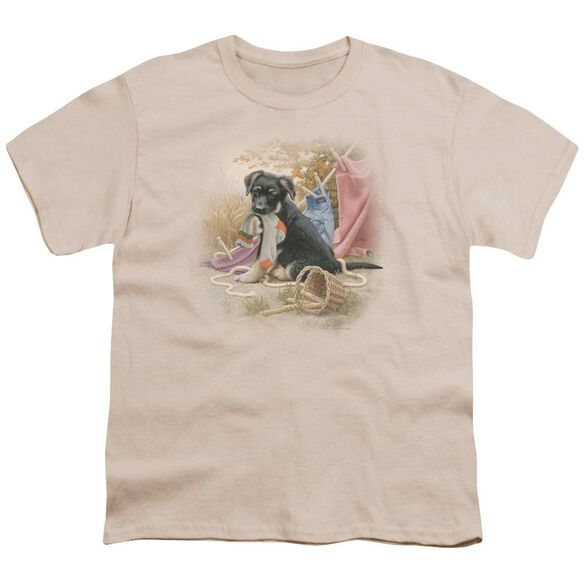Wildlife Hanging Out Short Sleeve Youth T-Shirt