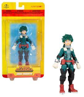"""McFarlane Toys My Hero Academia Izuku Midoriya 5"""" Action Figure"""