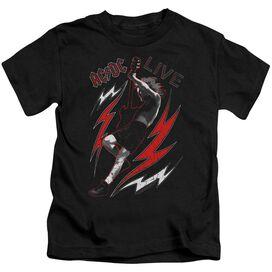 Acdc Live Short Sleeve Juvenile T-Shirt