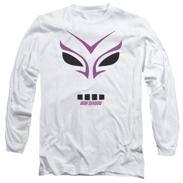 Warehouse 13 Iron Shadow Long Sleeve Adult T-Shirt