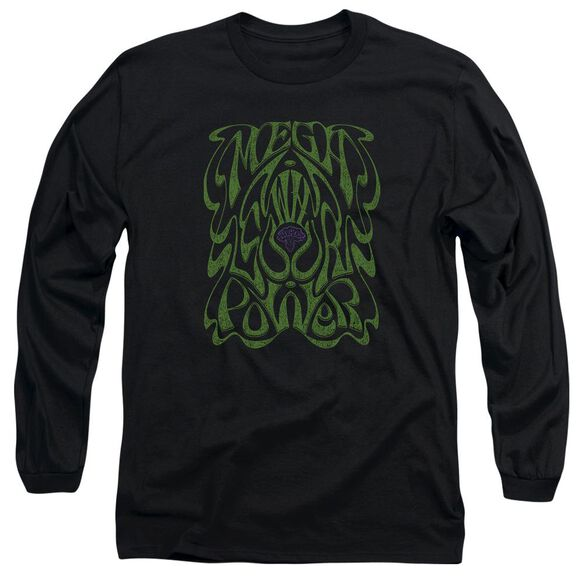 Warheads Sour Power Long Sleeve Adult T-Shirt