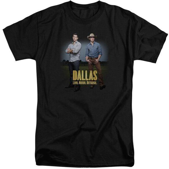 Dallas The Boys Short Sleeve Adult Tall T-Shirt