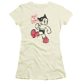 Astro Boy Made In Japan Short Sleeve Junior Sheer T-Shirt