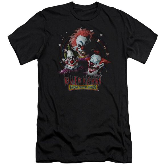 Killer Klowns From Outer Space Killer Klowns Premuim Canvas Adult Slim Fit