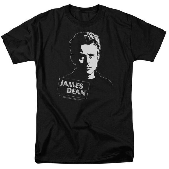 Dean Intense Stare Short Sleeve Adult T-Shirt