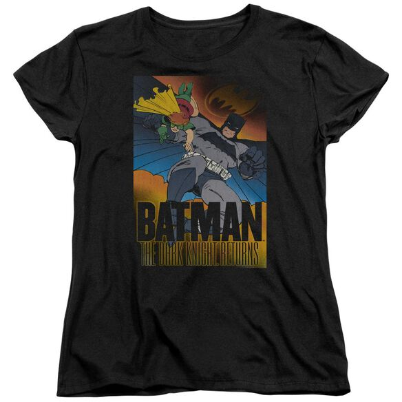 Batman Dk Returns Short Sleeve Womens Tee T-Shirt