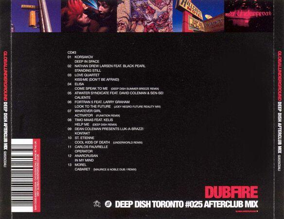 Toronto(Aftrclb Mx):Dubfi