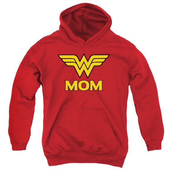 Dco Wonder Mom Youth Pull Over Hoodie
