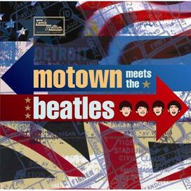 Various Artists - Motown Meets The Beatles