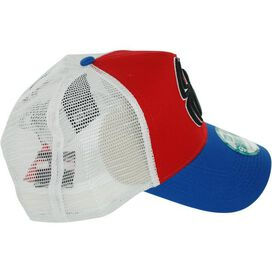 Spiderman Logo Mesh Hat