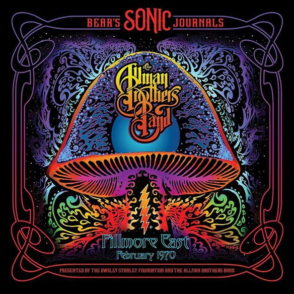 The Allman Brothers Band - Bear's Sonic Journals: Fillmore East February 1970