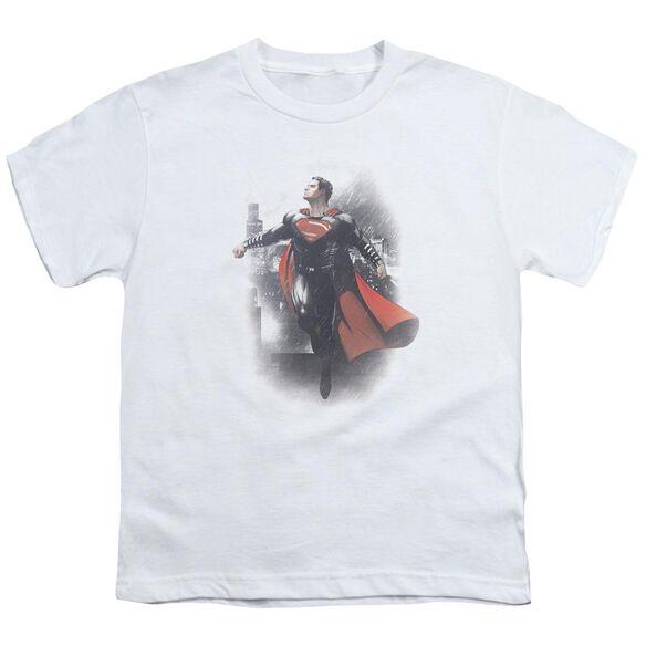 Batman Vs Superman A New Dawn Short Sleeve Youth T-Shirt