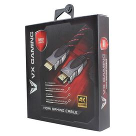 VX Gaming Target Series Gaming HDMI Cable v2.0