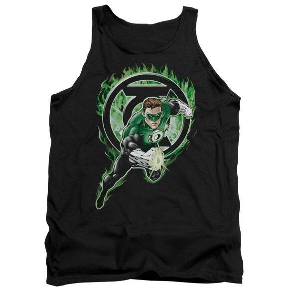 Green Lantern Space Cop Adult Tank