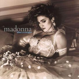 Madonna - Like A Virgin [Back to the 80's Exclusive White Vinyl]