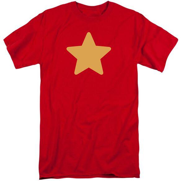 Steven Universe Star Short Sleeve Adult Tall T-Shirt